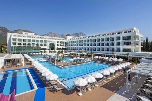Тур в Karmir Resort & Spa 5☆ Турция, Кемер