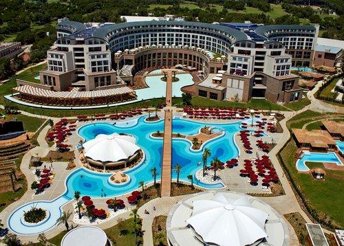 Гарячий тур в Kaya Palazzo Golf Resort 5☆ Туреччина, Белек