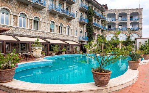 Горящий тур в Taormina Park Hotel 4☆ Италия, о. Сицилия