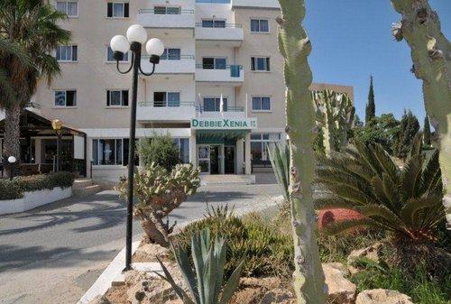 Тур в Debbie Xenia Hotel Apartments 3☆ Кипр, Протарас