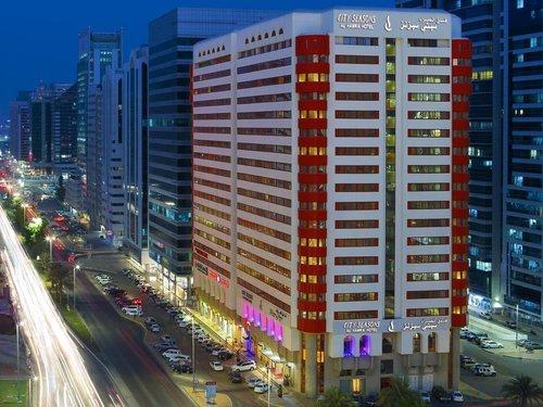 Тур в City Seasons Al Hamra Abu Dhabi 4☆ ОАЭ, Абу Даби