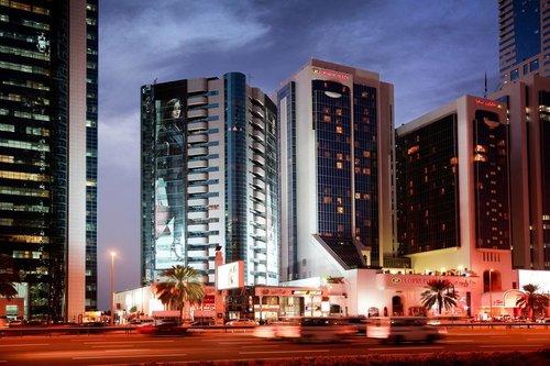 Тур в Crowne Plaza Dubai 5☆ ОАЭ, Дубай
