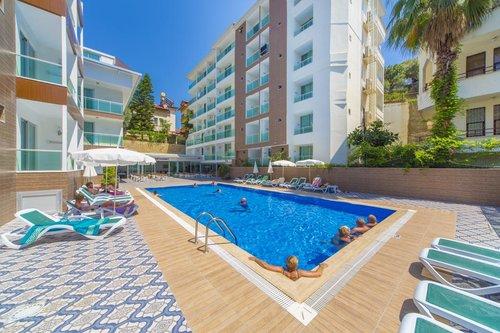 Тур в Kleopatra Atlas Hotel 4☆ Туреччина, Аланія