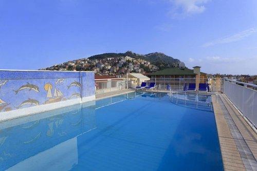 Тур в Kleopatra Aytur Hotel 3☆ Турция, Алания