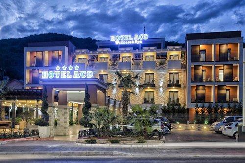Тур в ACD Wellness & Spa Hotel 4☆ Черногория, Герцег Нови