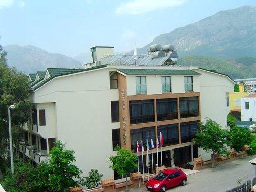 Тур в Kaftans Hotel 3☆ Турция, Кемер