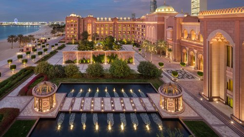 Тур в Emirates Palace 5☆ ОАЕ, Абу Дабі