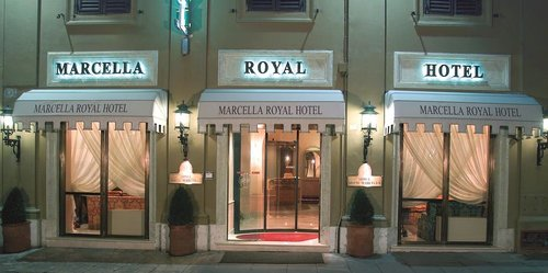 Тур в Marcella Royal Hotel 4☆ Италия, Рим