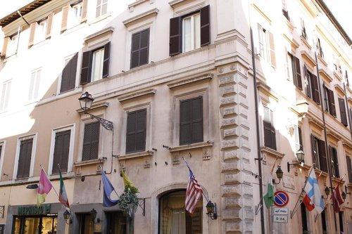 Тур в Sistina Hotel 4☆ Италия, Рим