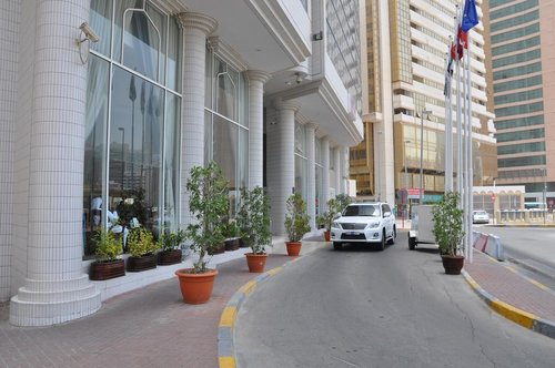 Тур в Grand Continental Flamingo Hotel 3☆ ОАЕ, Абу Дабі