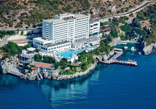Гарячий тур в Korumar Hotel De Luxe 5☆ Туреччина, Кушадаси