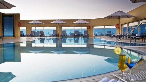 Тур в Four Points by Sheraton Downtown Dubai 4☆ ОАЭ, Дубай