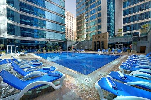 Тур в The Ghaya Grand Hotel 5☆ ОАЕ, Дубай