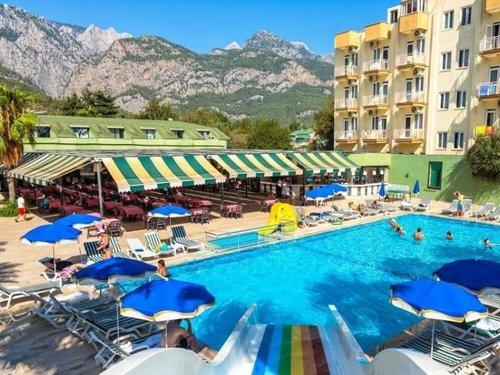 Тур в Larissa Hotel 4☆ Туреччина, Кемер