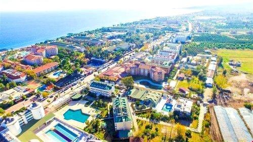Тур в Anita Fontana Life 4☆ Турция, Кемер