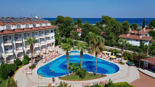 Тур в Larissa Sultan Beach Hotel 4☆ Турция, Кемер
