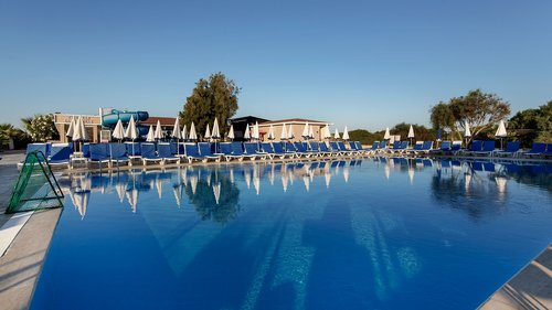 Горящий тур в Larissa Holiday Beach Club 4☆ Турция, Алания
