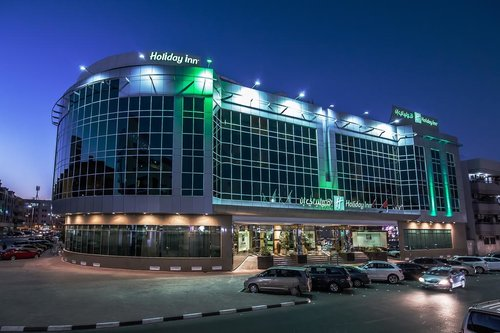 Тур в Holiday Inn Bur Dubai Embassy District 4☆ ОАЕ, Дубай