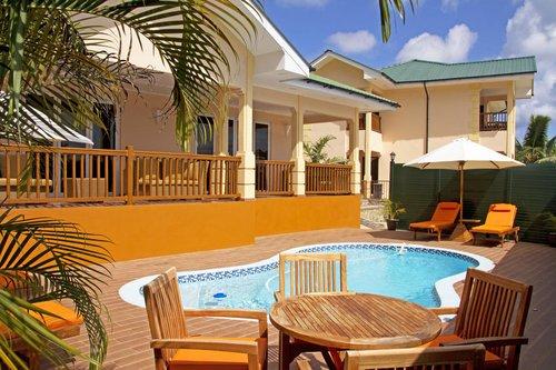 Тур в The Palm Seychelles 4☆ Сейшельські Острови, о. Мае