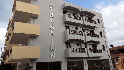 Тур в SimpleHotel Athina Inn 3☆ Греция, о. Крит – Ираклион