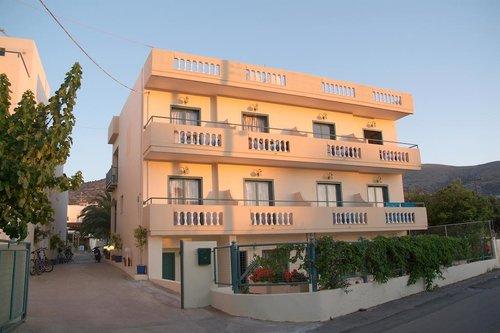 Тур в Theoni Apartments 2☆ Греция, о. Крит – Ираклион
