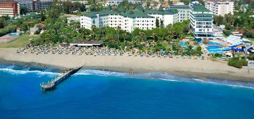 Тур в MC Beach Resort Hotel 5☆ Турция, Алания