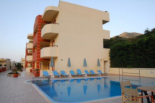 Тур в Elpis Studio Apartments 2☆ Греция, о. Крит – Ретимно