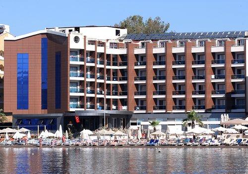 Тур в Mehtap Beach Hotel 4☆ Турция, Мармарис