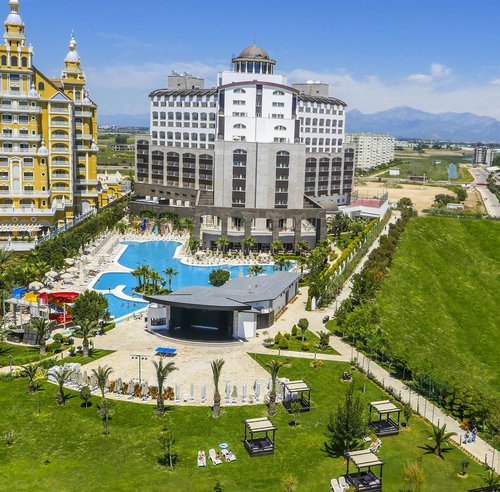 Тур в Melas Lara Hotel 5☆ Туреччина, Анталія