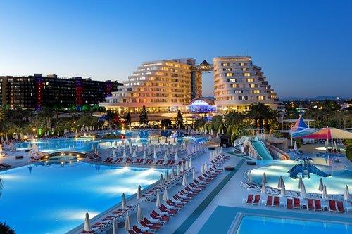 Тур в Miracle Resort Hotel 5☆ Туреччина, Анталія