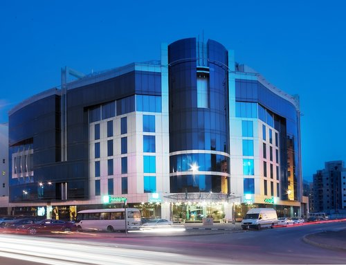 Тур в Holiday Inn Dubai Al Barsha 4☆ ОАЭ, Дубай
