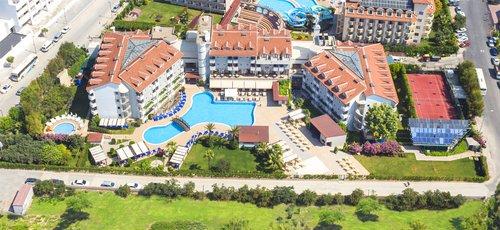 Тур в Monachus Hotel & Spa 4☆ Турция, Сиде