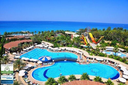 Тур в Mukarnas Spa Resort 5☆ Турция, Алания