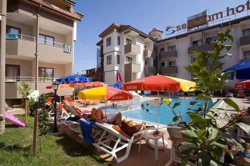 Тур в Selenium Hotel 3☆ Турция, Сиде
