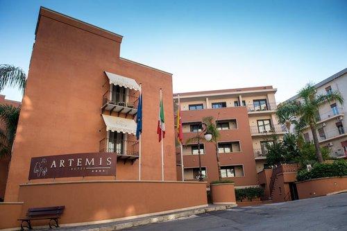 Горящий тур в Artemis Hotel 4☆ Италия, о. Сицилия