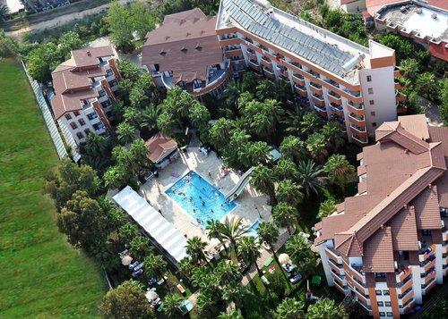 Гарячий тур в Nergos Garden Hotel 4☆ Туреччина, Сіде