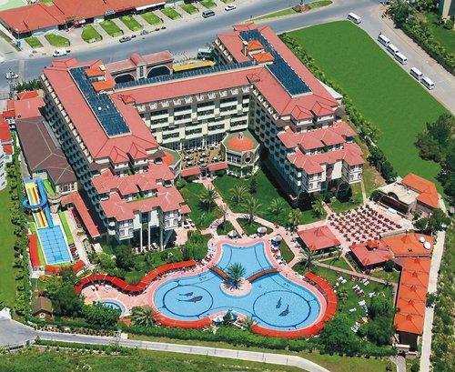 Тур в Nova Park Hotel 5☆ Туреччина, Сіде