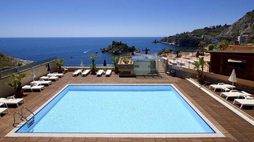 Горящий тур в Panoramic Hotel (Taormina) 4☆ Италия, о. Сицилия