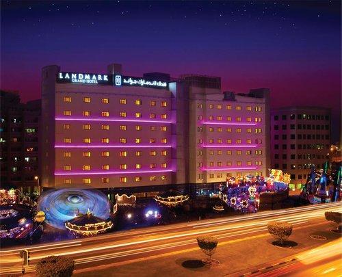 Гарячий тур в Landmark Grand Hotel Deira 4☆ ОАЕ, Дубай
