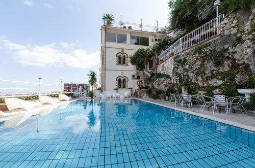 Горящий тур в President Hotel Splendid 3☆ Италия, о. Сицилия