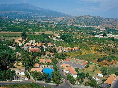 Тур в Alkantara Villaggio 3☆ Италия, о. Сицилия