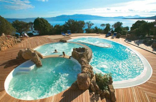 Тур в Capo D'orso Thalasso & Spa Hotel 5☆ Италия, о. Сардиния