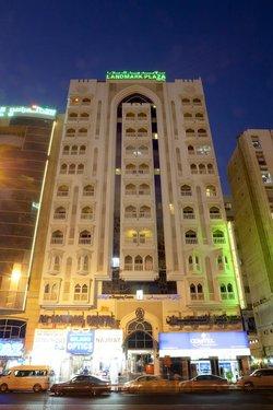 Тур в Landmark Plaza Baniyas 3☆ ОАЭ, Дубай