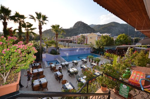 Тур в Tonoz Beach Hotel 3☆ Турция, Фетхие