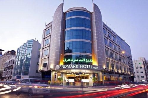 Горящий тур в Landmark Hotel Riqqa 4☆ ОАЭ, Дубай