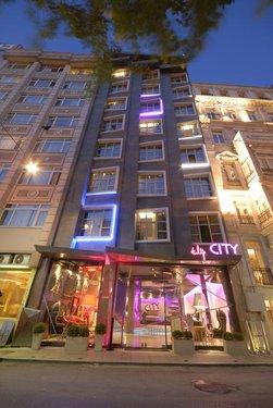 Горящий тур в Tulip City Taksim 4☆ Турция, Стамбул