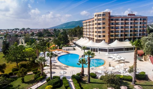 Гарячий тур в The Holiday Resort 4☆ Туреччина, Дідім