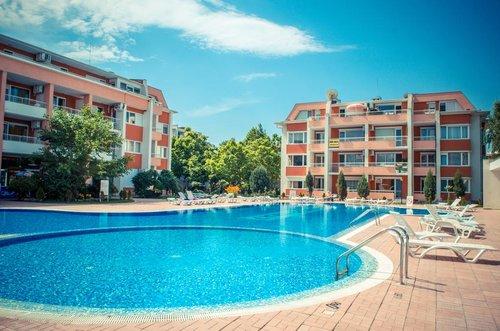 Горящий тур в Sunny Fort Apartments 3☆ Болгария, Солнечный берег