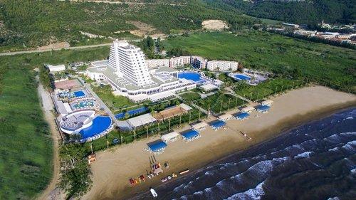 Гарячий тур в Palm Wings Ephesus Beach Resort 5☆ Туреччина, Кушадаси