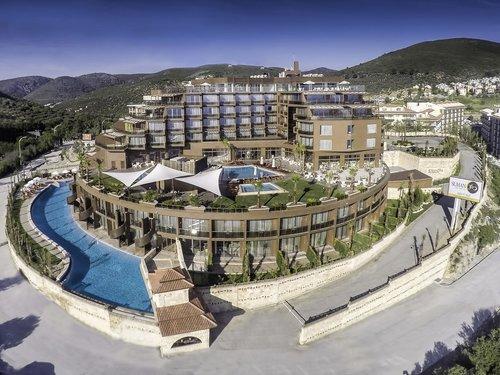 Гарячий тур в Suhan 360 Hotel & Spa 5☆ Туреччина, Кушадаси